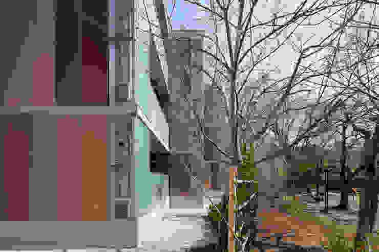 プラザレジデンス9 モダンな 家 の 片岡直樹設備設計一級建築士事務所 モダン