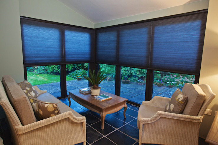 ULTRA Wire Free Blinds por Appeal Home Shading Moderno