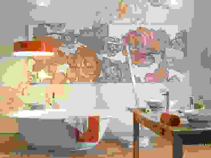 Ванные комнаты в . Автор – Ramon Soler, Модерн