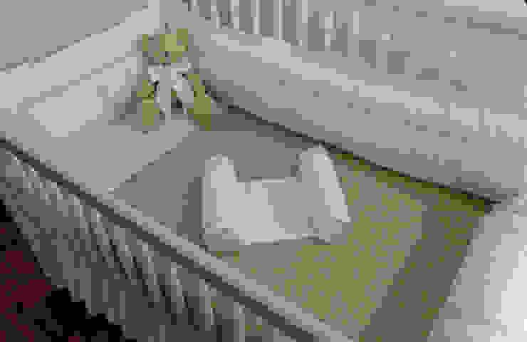 Enxoval de Berço e Cama por Betsy Baby Design Clássico Algodão Vermelho