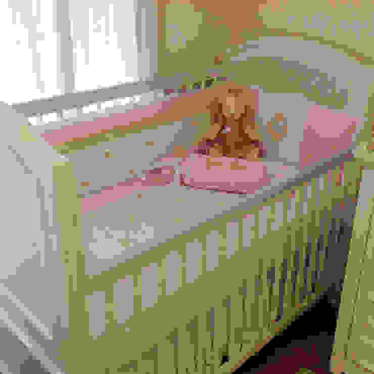 Enxoval de Berço e Cama por Betsy Baby Design Clássico
