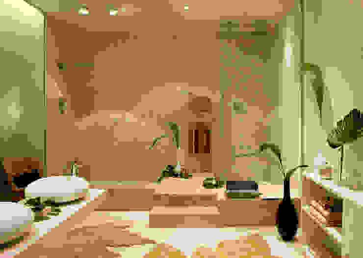 Bathroom by Ramon Soler, Modern