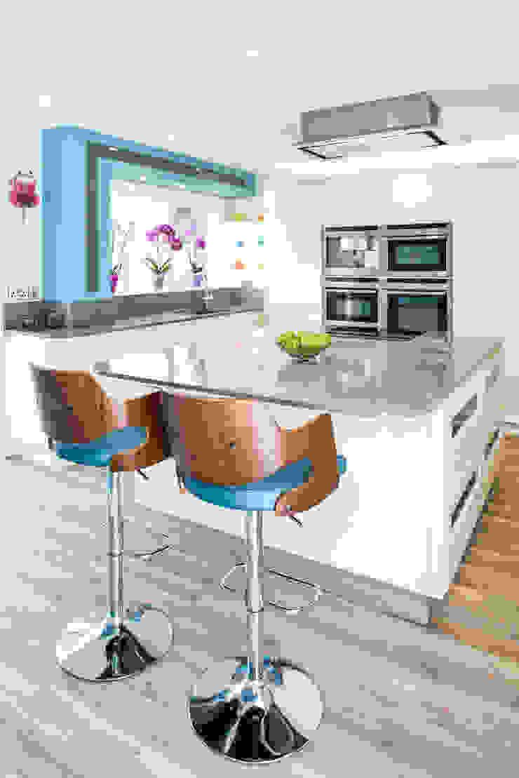 Urban Living Kitchen Lisa Melvin Design Cuisine moderne