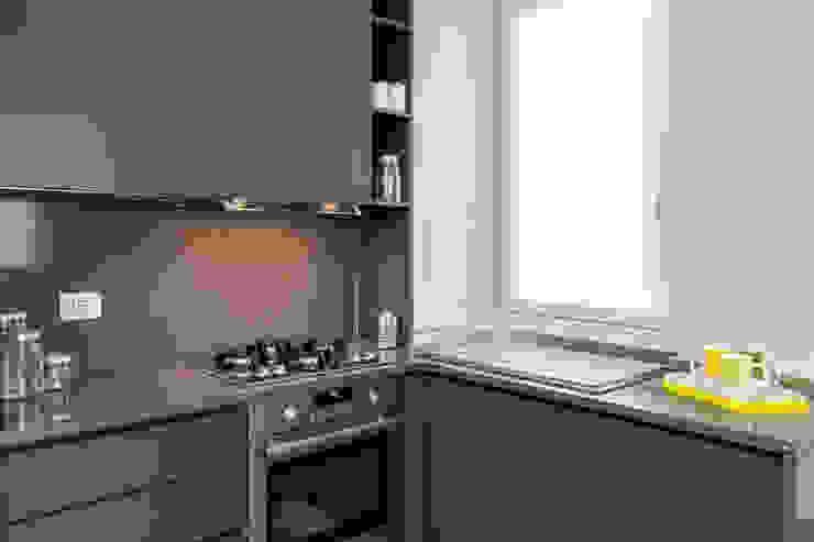 Cocinas de estilo moderno de Studio Andrea Castrignano Moderno