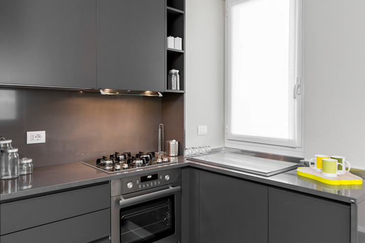 Cocinas modernas de Studio Andrea Castrignano Moderno