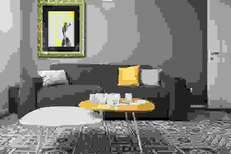 Livings modernos: Ideas, imágenes y decoración de Studio Andrea Castrignano Moderno