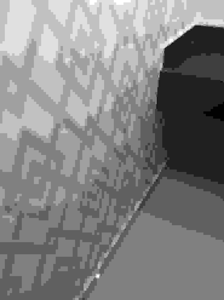Papel Tapiz Baños de estilo moderno de VIVAinteriores Moderno
