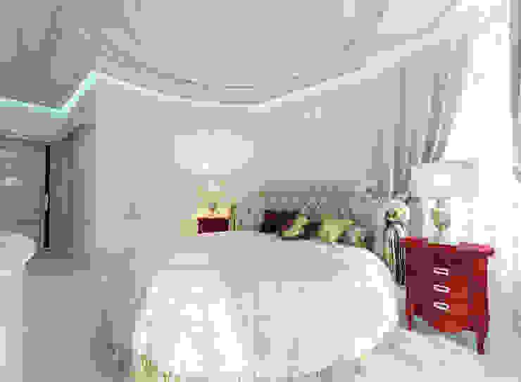 Eklektik Yatak Odası 27Unit design buro Eklektik