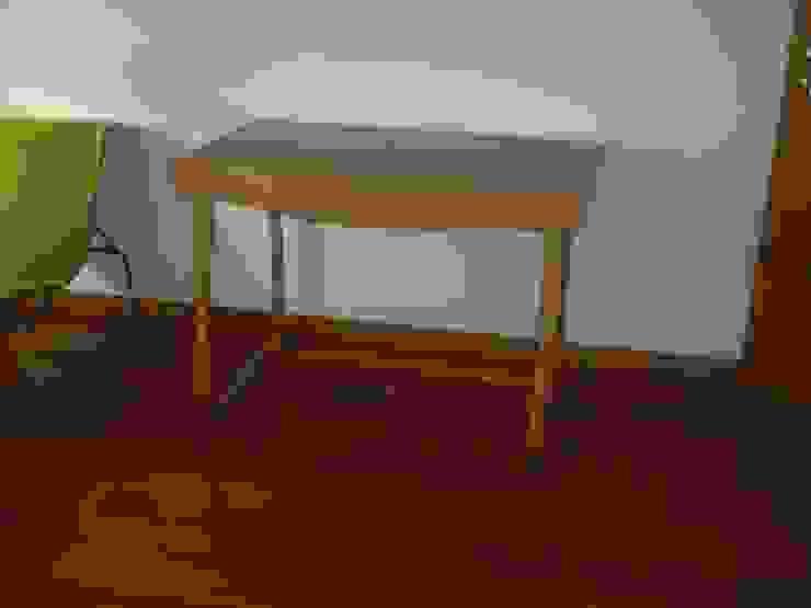 Renato Fernandes - arquitetura Habitaciones infantilesEscritorios y sillas Madera Acabado en madera