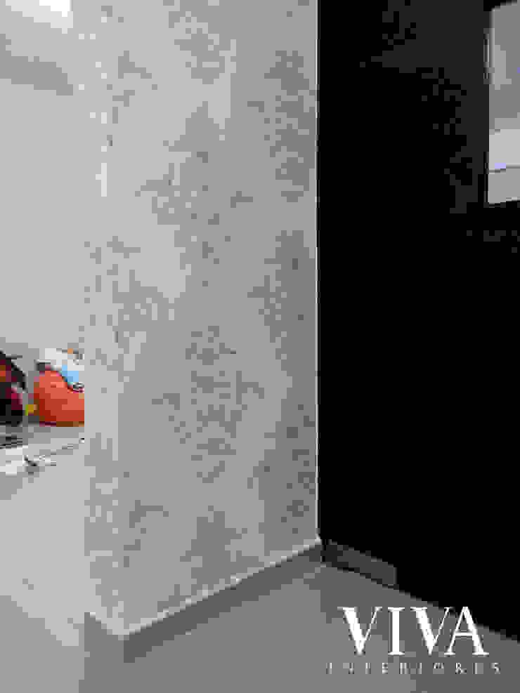 Gaeta 113 Salas multimedia modernas de VIVAinteriores Moderno