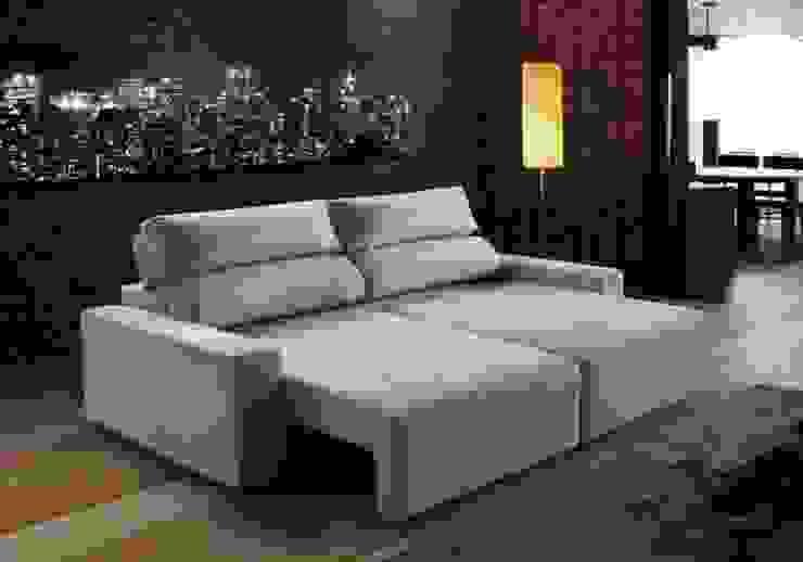 Living room by Sun House Móveis e Decorações,