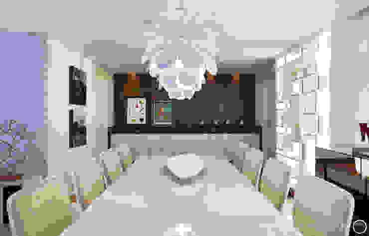 ana roman Dining roomLighting