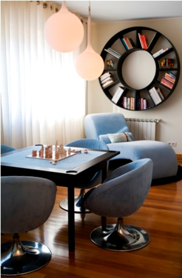 Zona de Jogo Salas de jantar modernas por Andreia Marques Designer de Interiores Moderno