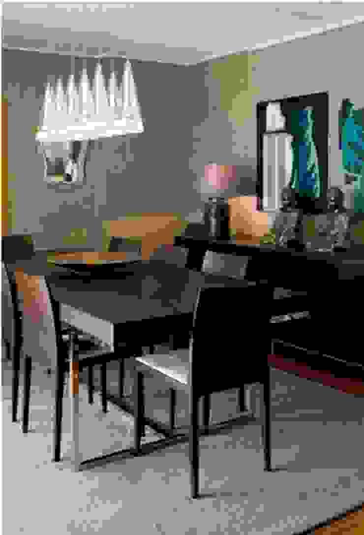 Sala de Jantar Salas de jantar modernas por Andreia Marques Designer de Interiores Moderno