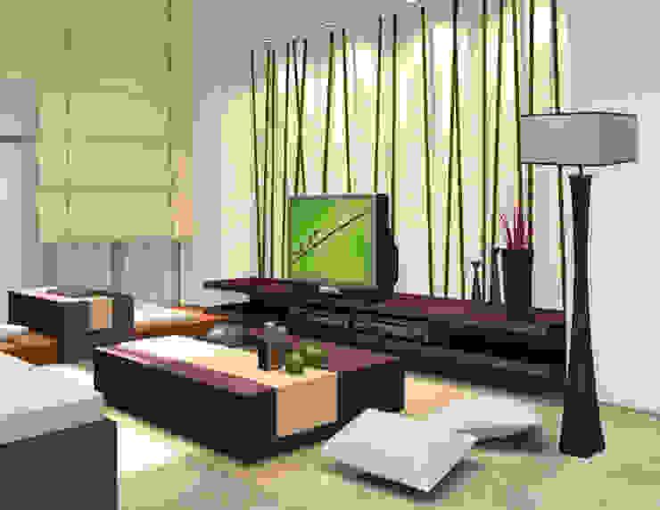 Class Iluminación Sala multimediale moderna