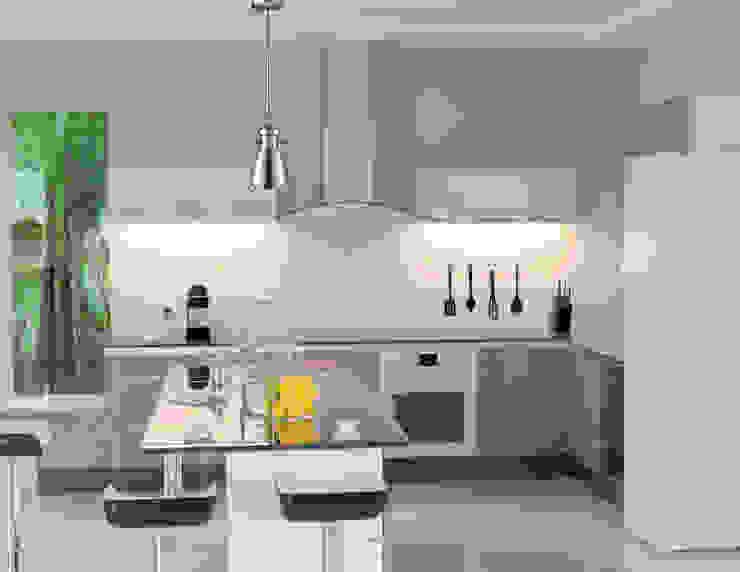Class Iluminación Cucina moderna