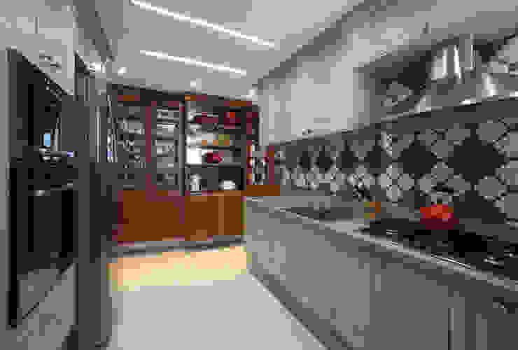 Cocinas clásicas de AC Arquitetura + Design Clásico