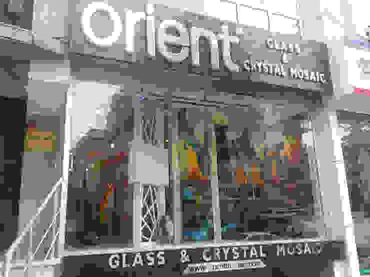 Orient Mosaic / Showroom Derin İnşaat ve Mimarlık Endüstriyel