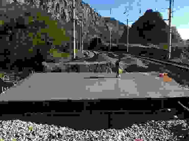 Alt Geçit – Kaba İnşaat / Subway – Rough Construction Endüstriyel Garaj / Hangar Derin İnşaat ve Mimarlık Endüstriyel