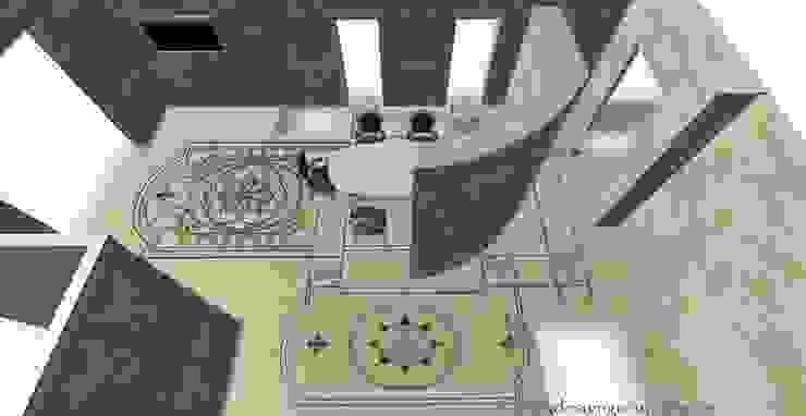 Refectory Столовая комната в классическом стиле от GNAdesigngroup Классический