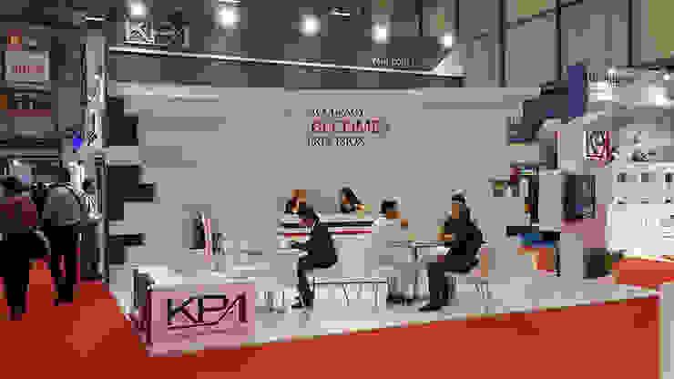 KPA / Küçükpazarlı Havacılık Endüstriyel Sergi Alanları Derin İnşaat ve Mimarlık Endüstriyel
