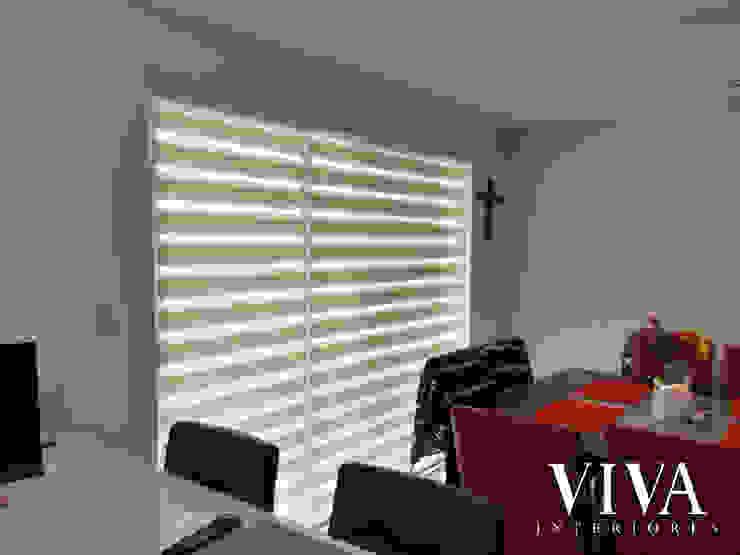 Minimalist dining room by VIVAinteriores Minimalist