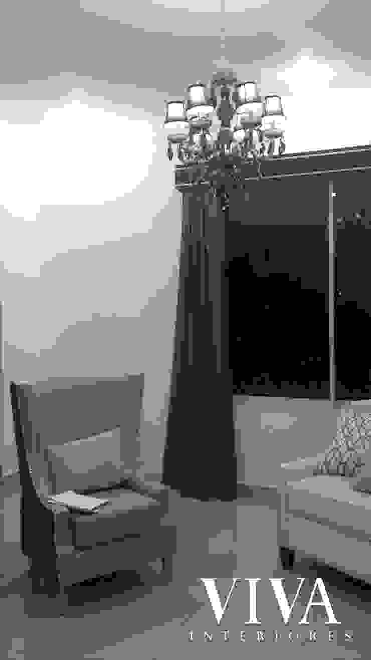 Minimalist living room by VIVAinteriores Minimalist