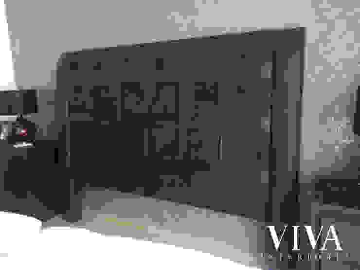 Modern style bedroom by VIVAinteriores Modern