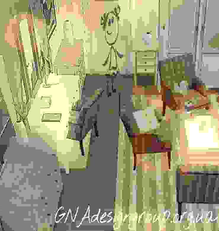 Уют Детская комнатa в стиле кантри от GNAdesigngroup Кантри