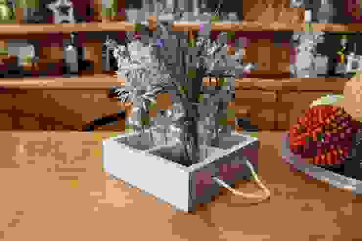 Arreglos para Flores de Punto&Casa Rústico