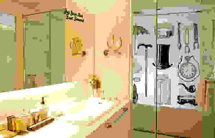 Salle de bain moderne par IZOLA Moderne