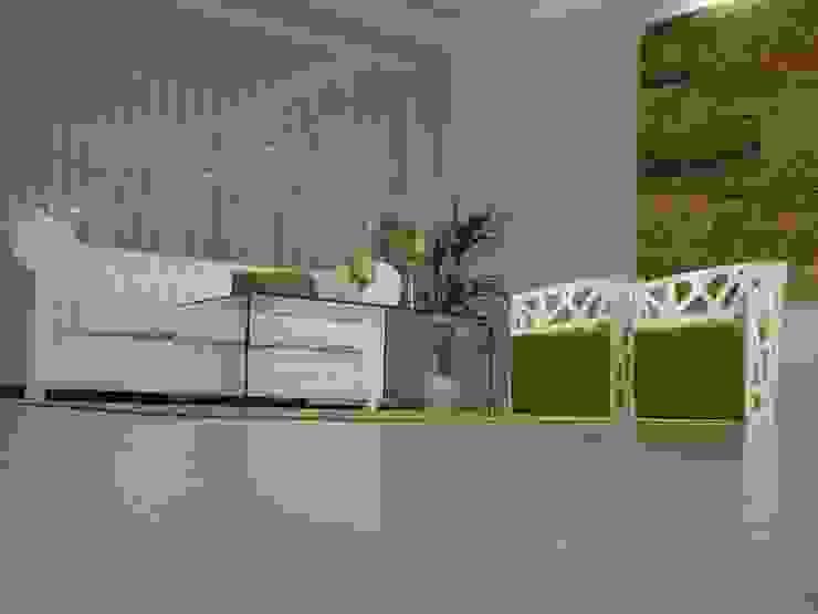 Soggiorno moderno di EPG-Arquitécnico Moderno