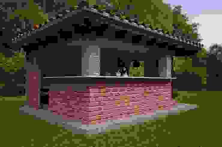 Proyectos y Espacios Jardines modernos de D&D Arquitectos Moderno