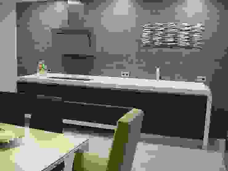Casa Nacarino-Pozo: Cocinas de estilo  de EPG-Arquitécnico, Moderno