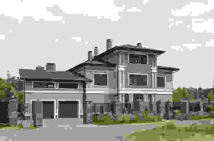фасад от Kisliakova Elena Interiors Эклектичный