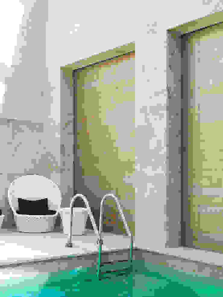 Modern Walls and Floors by MM NATURSTEIN GMBH Modern