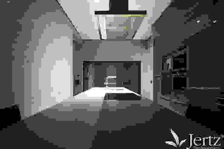 Betonoptik Wandgestaltung Küche von Wandmanufaktur | homify