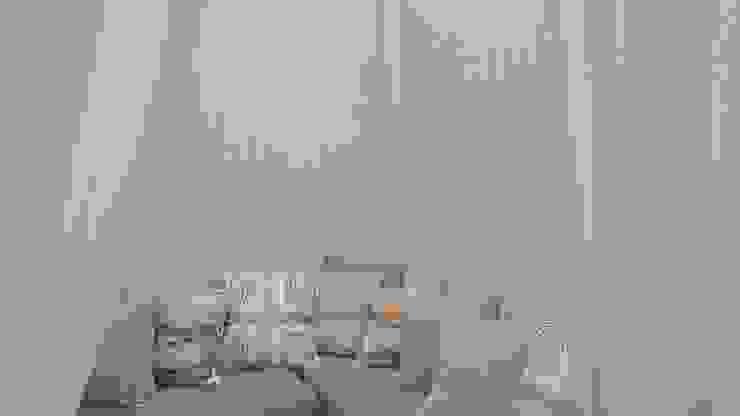 Sala de chá Spa eclético por Live Decoration Eclético