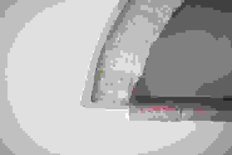 Tường & sàn phong cách Địa Trung Hải bởi Ossigeno Architettura Địa Trung Hải