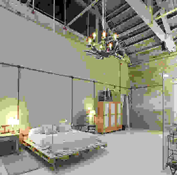 Slaapkamer door BARASONA Diseño y Comunicacion,