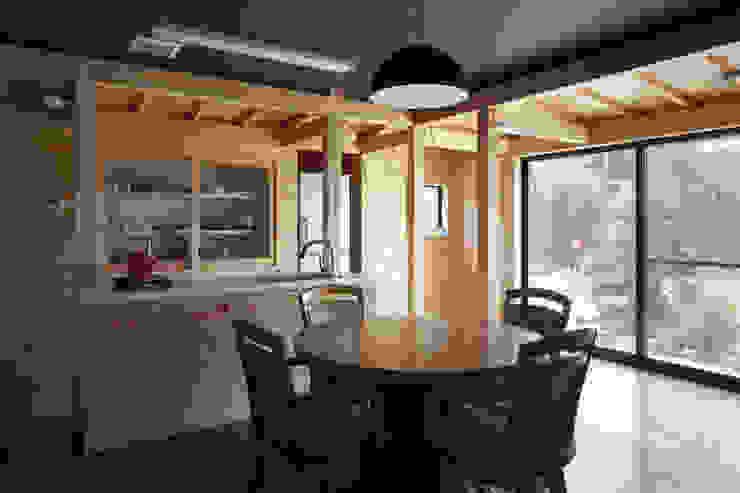 雲河原の増築_内観3 クラシカルな 家 の 原口剛建築設計事務所 クラシック
