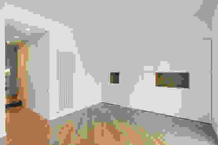 AM3 Architetti Associati Modern Duvar & Zemin Ahşap Beyaz