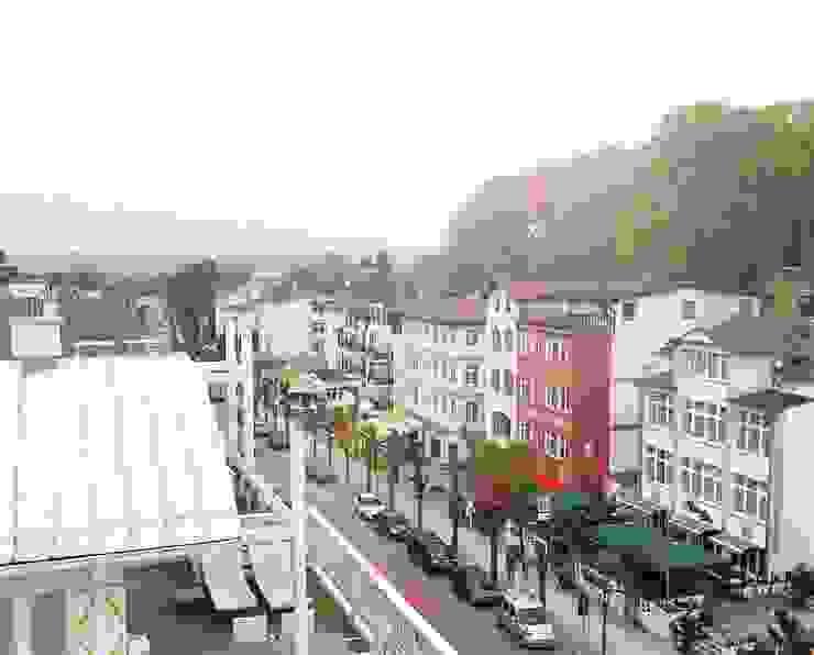 JWD Concept GmbH Balconies, verandas & terracesAccessories & decoration