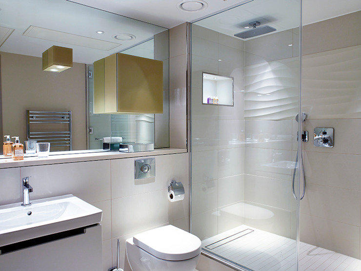 Bathroom by Ion Glass , Modern Glass