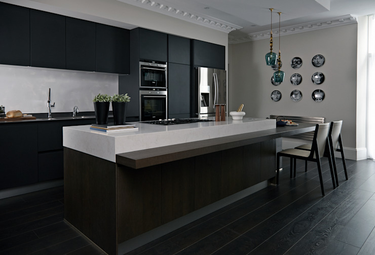 Hans Road Knightsbridge Modern kitchen by Boscolo Modern