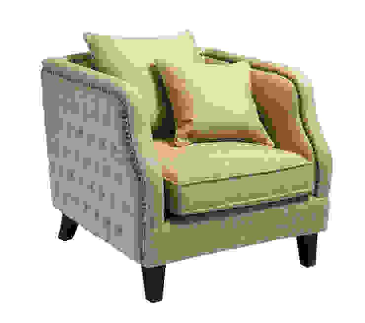 Кресло Lantier Armchair A115 от LeHome Interiors Классический Дерево Эффект древесины