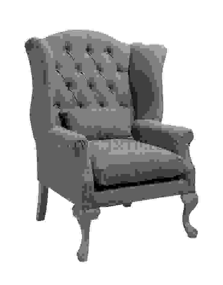 Кресло Sebastian Armchair A121 от LeHome Interiors Классический Дерево Эффект древесины