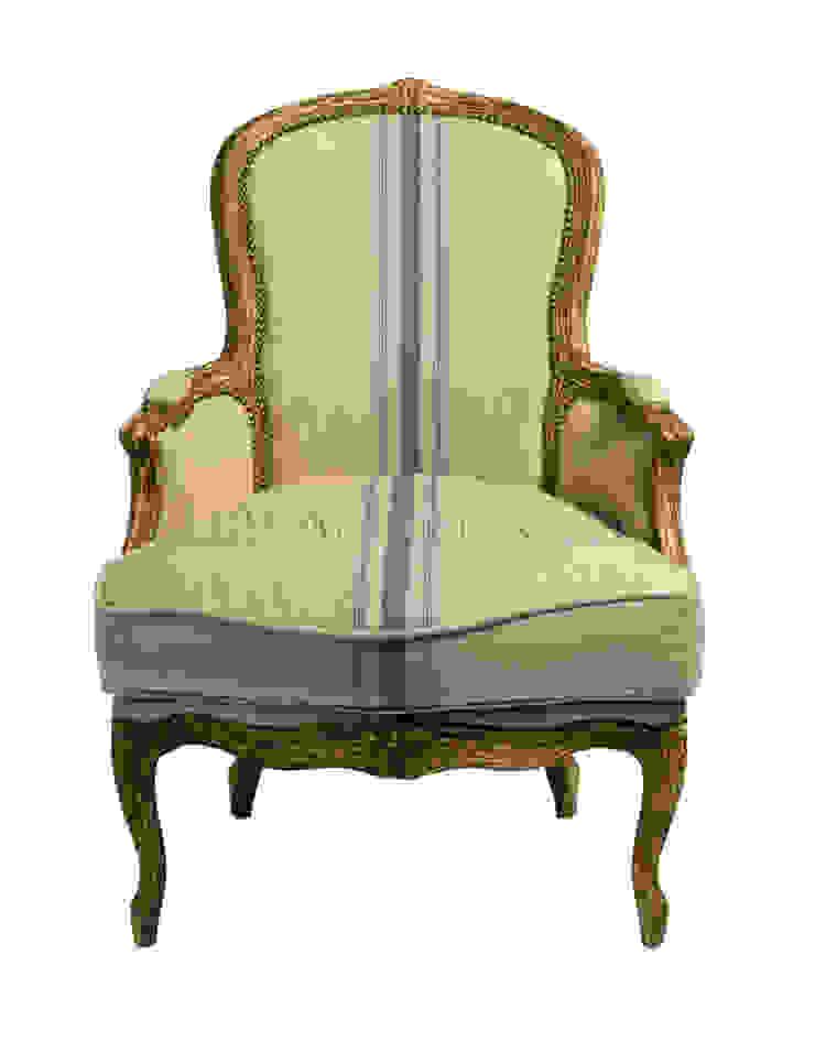 Кресло Avinyo Armchair A109 от LeHome Interiors Классический Дерево Эффект древесины