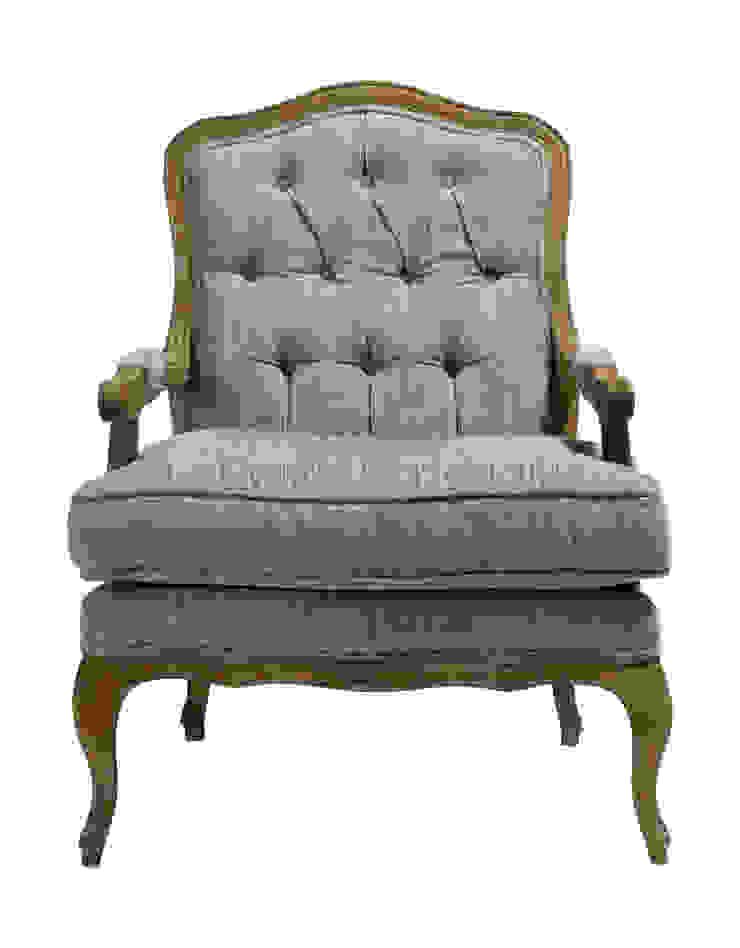 Кресло Basel Armchair A081 от LeHome Interiors Классический Дерево Эффект древесины
