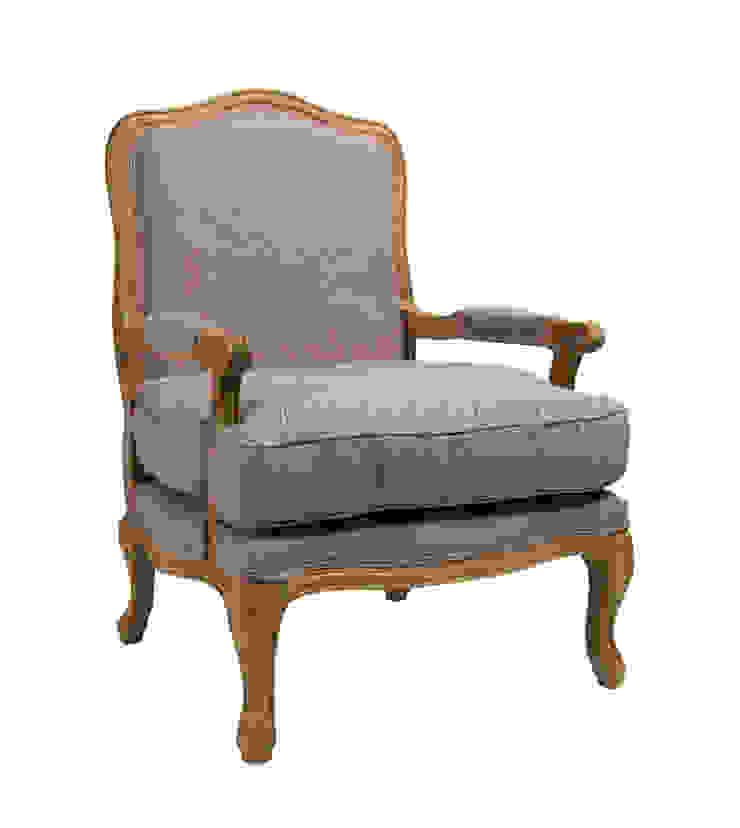 Кресло Basel Armchair A123 от LeHome Interiors Классический Дерево Эффект древесины